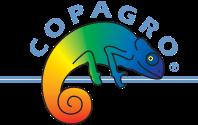 Het logo van Copagro.