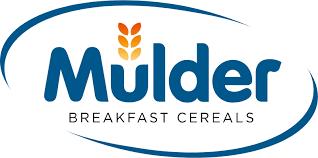 Het logo van Mulder Breakfast Cereals.